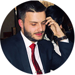 DEMA Solutions - Meet Our Team - Project Specialist - Gradimir